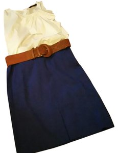 J.Crew Pencil Skirt Cobalt Blue