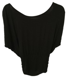 Rubicon Sexy Backless Top Black