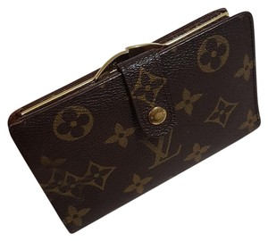 Louis Vuitton Louis Vuitton French Purse Wallet Monogram