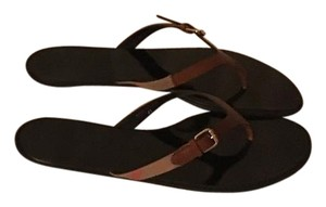 Burberry Brown check Sandals