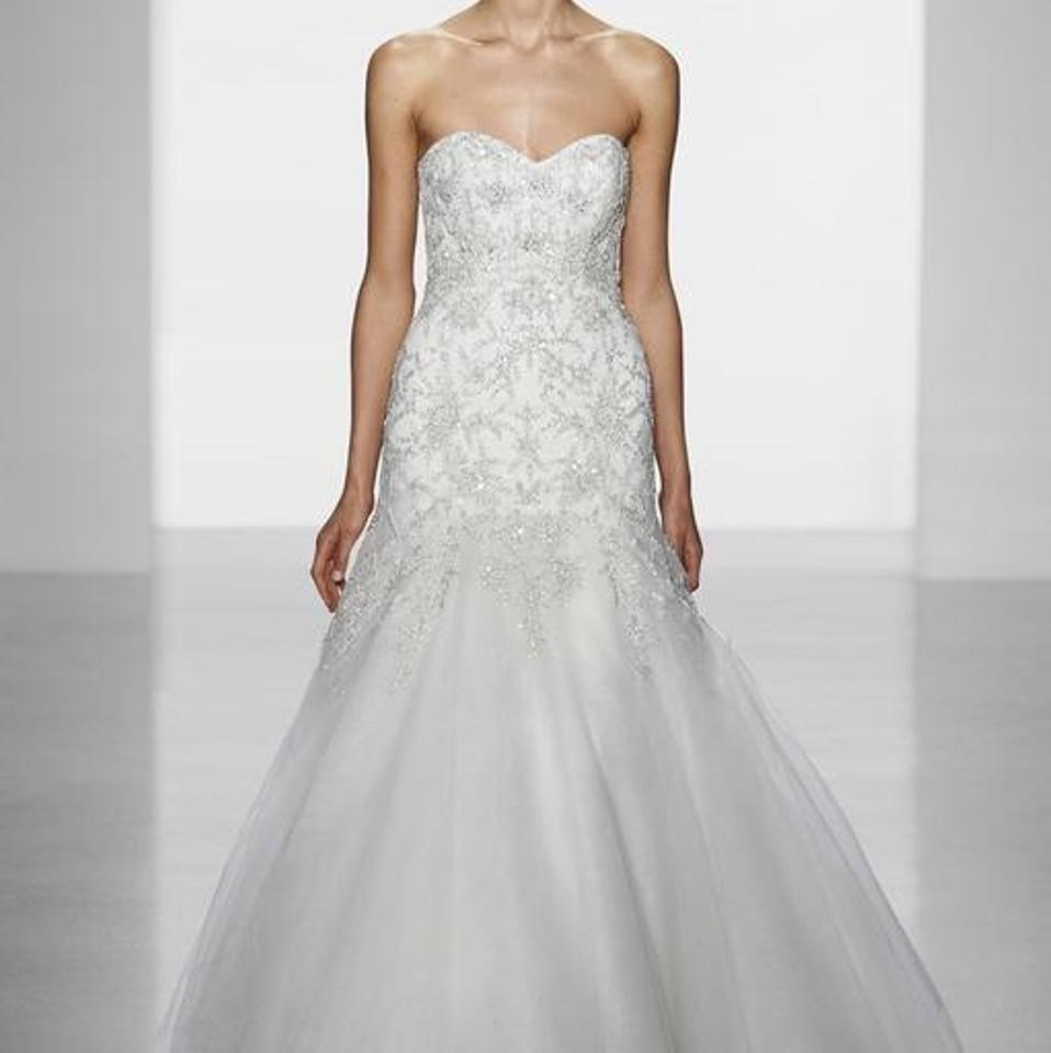 Kenneth pool n a wedding dress on sale 87 off wedding for Best way to sell used wedding dress