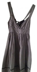Anthropologie short dress Cotton Sundress on Tradesy