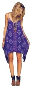 Purple Maxi Dress by Billabong
