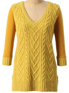 Anthropologie Dually Clad Sweater