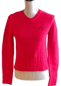 DKNY Tops V-neck Tops Cotton Knit Sweater