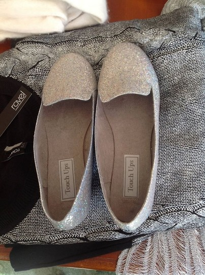 Touch Ups silver Flats