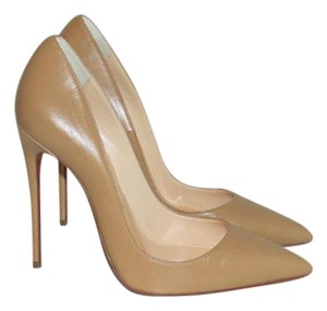 Christian Louboutin Blush 2 Sand Nude Pumps