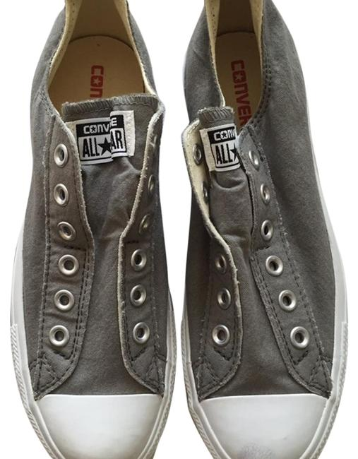 Item - Gray Chuck Taylor All Stars Sneakers Size US 8.5 Regular (M, B)