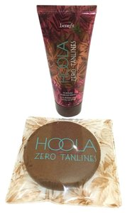 Benefit Hoola Zero Tanlines The Believable All Over Body Bronzer with Sponge
