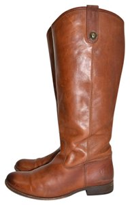 Frye Ridiing cognac Boots