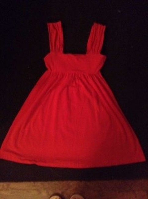 Victoria's Secret short dress Red on Tradesy