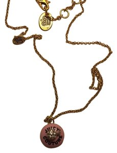 Juicy Couture Juicy Birthday Girl Cupcake Necklace