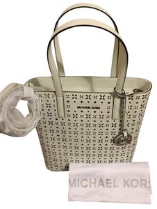 Michael Kors Saffiano Leather Hayley Tote