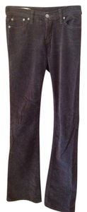 Red Engine Corduroy Vintage Boot Cut Jeans