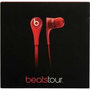 Beats By Dre Beats By Dre Tour In-Ear Headphones - Red