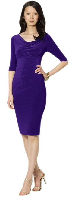 Ralph Lauren New With Tags Plus Size Stretchy Dress Image 0