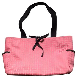 Kate Spade Satchel in Pink & Black