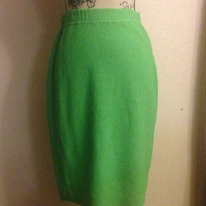 St. John Skirt Green