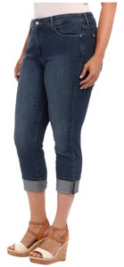 NYDJ Plus Size Slimming Boyfriend Relaxed Fit Jeans-Medium Wash