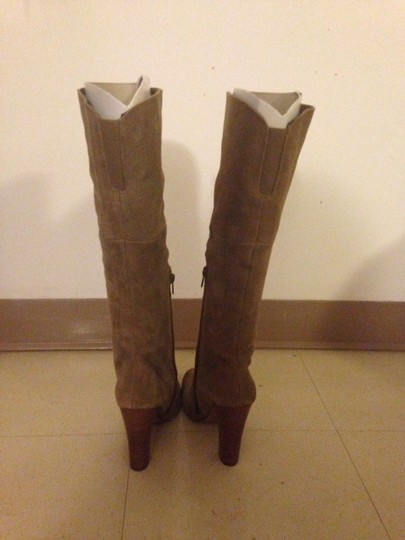 Cynthia Rowley Beige Boots Image 2