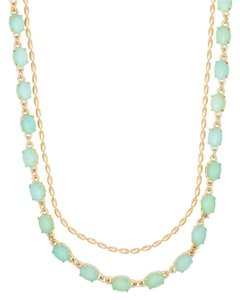 Kate Spade Seastone Sparkle Long Necklace
