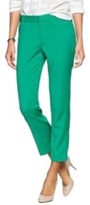 Gap Capris Kelly Green