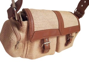 Betmar Satchel in Beige