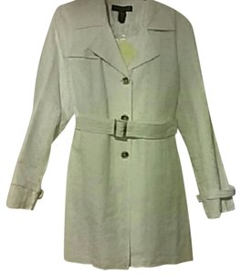 Dialogue Trench Spring Eyelets Coat