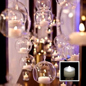 PRIVATE PARTY Clear Reception Decoration