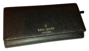 Kate Spade New authentic Kate Spade Black wallet nika
