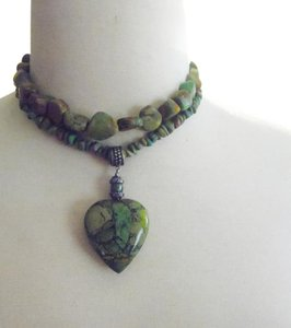 Mine Finds by Jay King Mine Finds By Jay King Mojave Green Turquoise 18