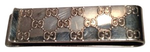 Gucci Sterling Silver (.925) GUCCI Icon Money Clip