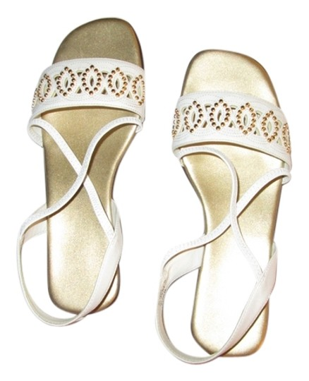 May Co white Sandals Image 0