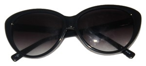 Cole Haan Cole Haan Black Cat Eye Sunglasses