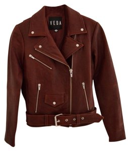 VEDA bordeaux Jacket