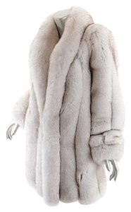 Dior Christian Fur Glamor Fur Coat
