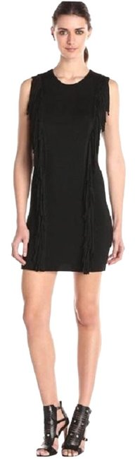 Preload https://img-static.tradesy.com/item/18118804/rebecca-minkoff-black-new-women-s-bailando-fringe-sweater-fitted-above-knee-night-out-dress-size-12-0-1-650-650.jpg
