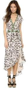 Animal print Maxi Dress by Haute Hippie