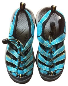Keen Water Sportswear Turquoise blue Athletic