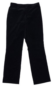 Ralph Lauren Black Velvet Pants