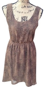 Brown/black Maxi Dress by Rhapsody
