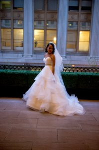 2174 Wedding Dress