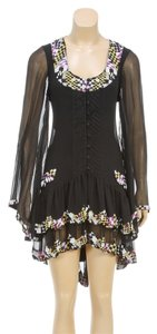 Matthew Williamson short dress Black on Tradesy
