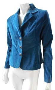 Luii Light Stretchy Gothic 7542 Blue Jacket