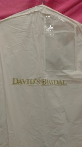 David's Bridal Dress Bag