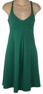 Susana Monaco short dress Green on Tradesy