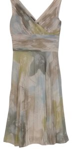 Sigrid Olsen short dress Multi color on Tradesy