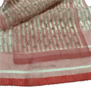 Louis Vuitton Louis Vuitton silk scarf