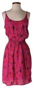 Rory Beca short dress Fuchsia on Tradesy