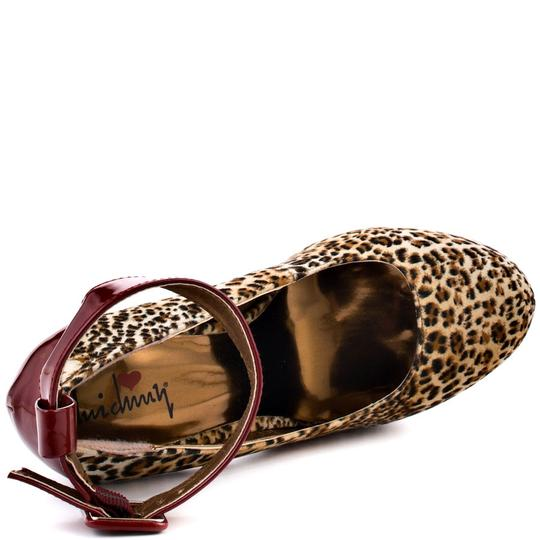 Luichiny Leopard/Red Athletic